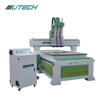 Cnc Wood Carving Machine For Custom Panel Furniture